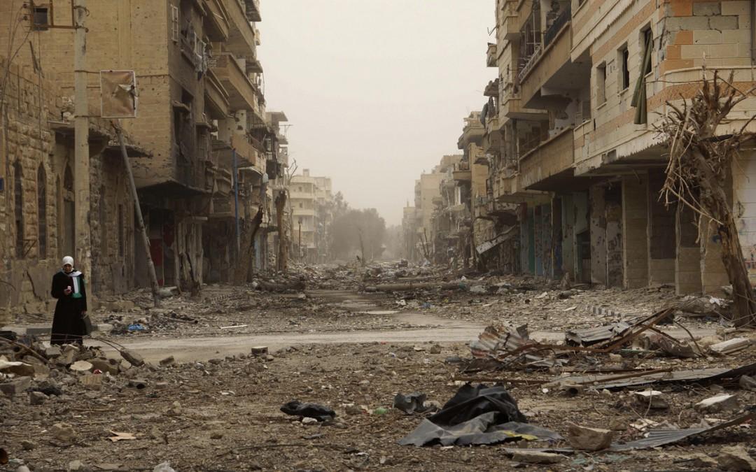 Kall hemkomst, Del 7: Till Damaskus